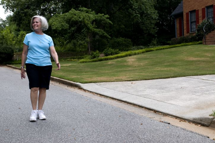 Walking Our Way to Better Health