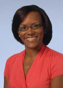 Brownsyne M. Tucker Edmonds, MD, MPH, MS, 2015-2017 Gant Fellow