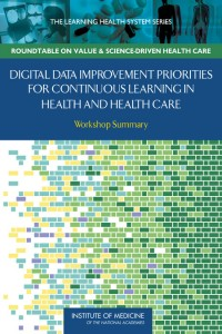 Digital Data Improvement Priorities