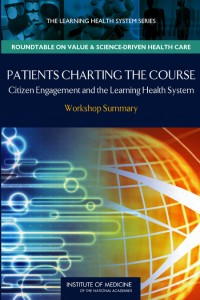 Patients Charting the Course