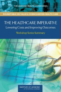The Healthcare Imperative