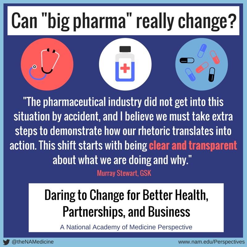 Daring to Change for Better Health and Business