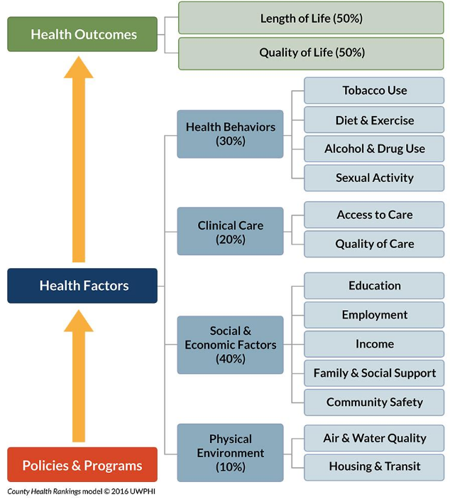 social determinants of health 101 for health care: five plus five