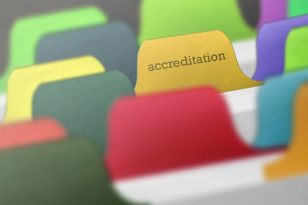 The Role of Accreditation in Achieving the Quadruple Aim