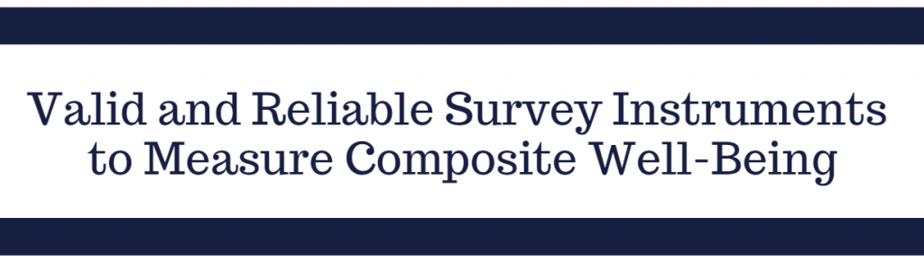 Validating surveys for reliability and validity in quantitative research