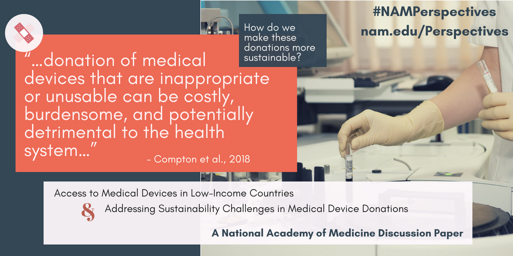 Access to Medical Devices in Low-Income Countries: Addressing