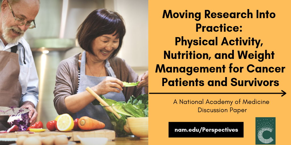 Moving Research Into Practice: Physical Activity, Nutrition