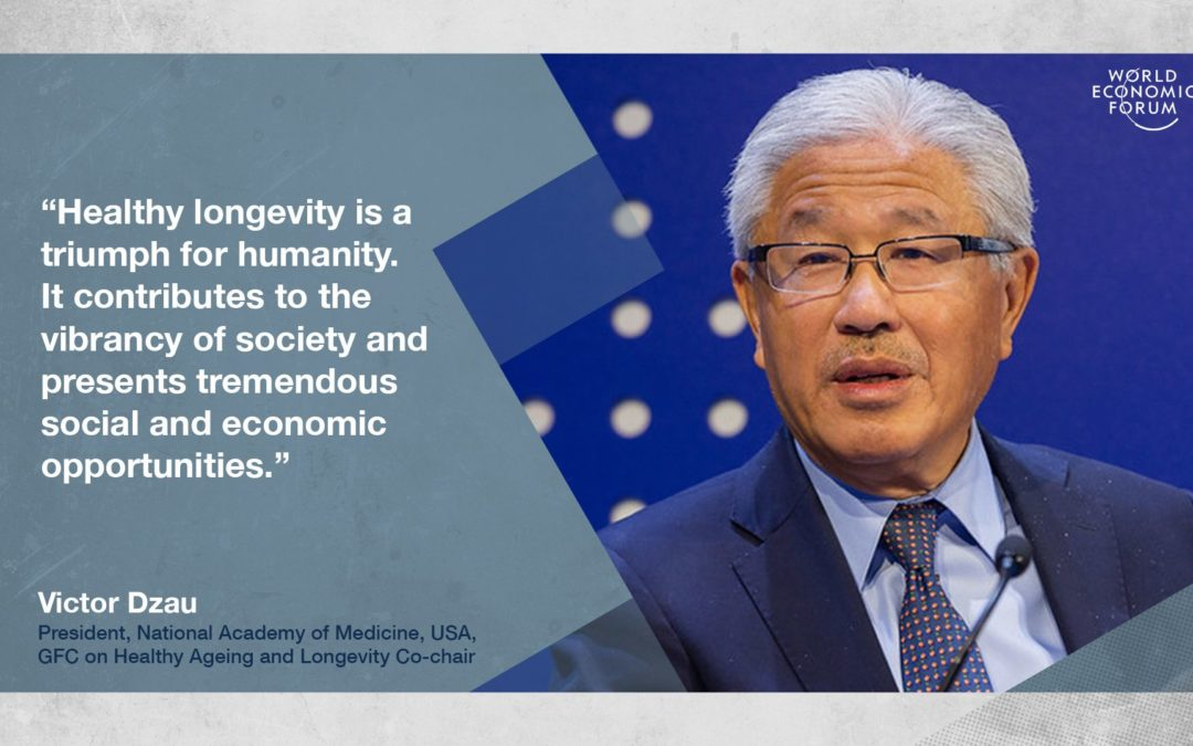 New Report from Global Future Council on Longevity